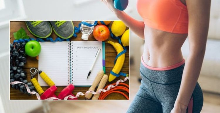 Weight loss: Lose 10 pounds in one week with this simple at home fitness workout