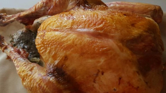 Juicy Thanksgiving Turkey Recipe