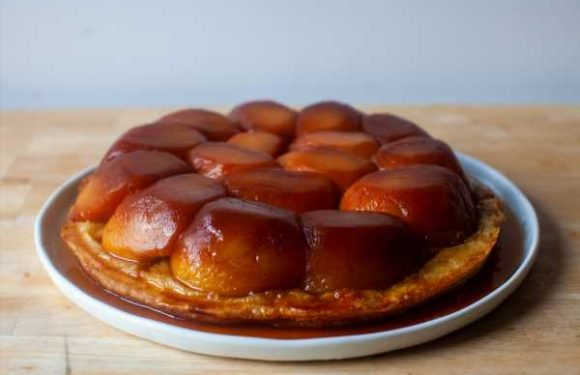perfect apple tarte tatin