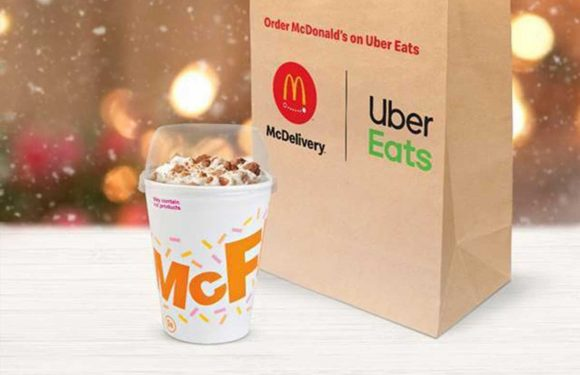 McDonald's Is Releasing a Snickerdoodle McFlurry for the Holiday Season