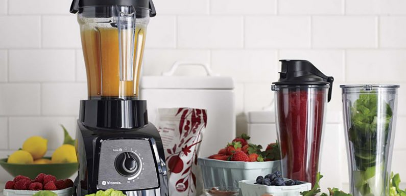 Vitamix Blenders Are On Super Sale Right Now—But Hurry