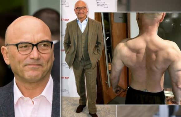 Gregg Wallace weight loss: MasterChef presenter shows off trim physique on latest show