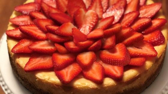 Chantal's New York Cheesecake Recipe
