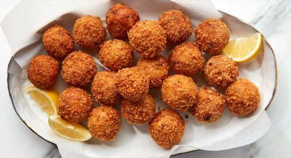 Smoked Trout Croquettes