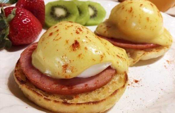 Traditional Eggs Bennie