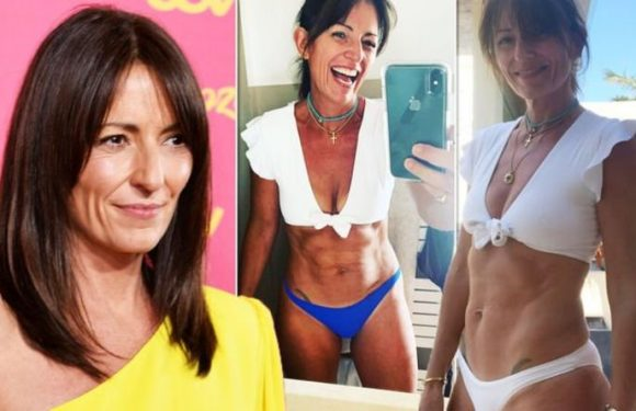 Davina McCall workout: Fitness and diet plan that has star flaunting abs on Instagram