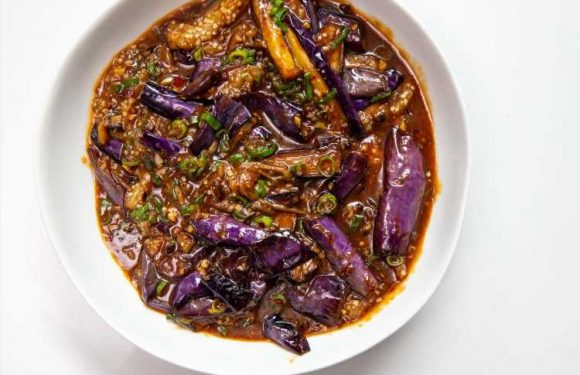 Fish-Fragrant Eggplants (Sichuan Braised Eggplant With Garlic, Ginger, and Chilies) Recipe