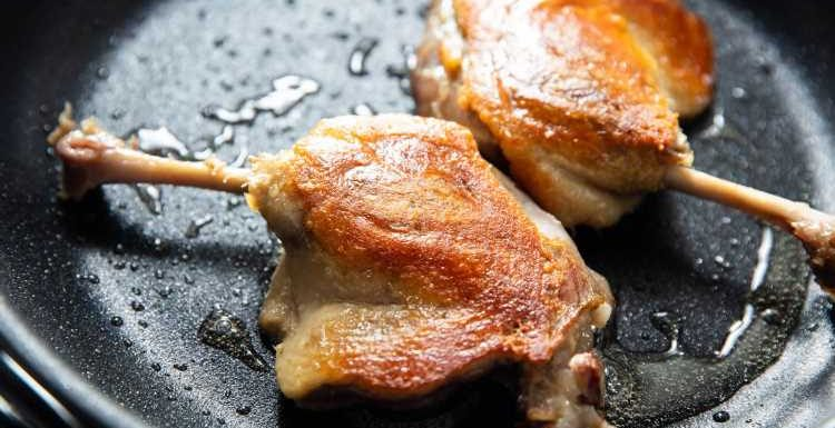 Traditional Duck Confit Recipe