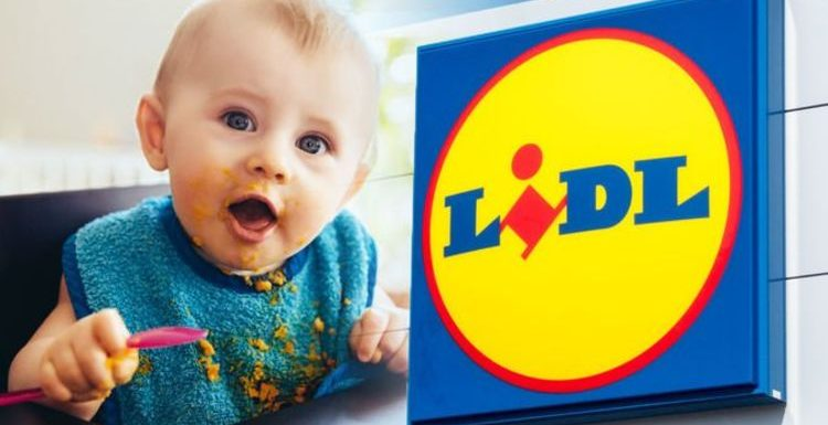 Lidl urgently recalls baby food after fears products are infested with mould