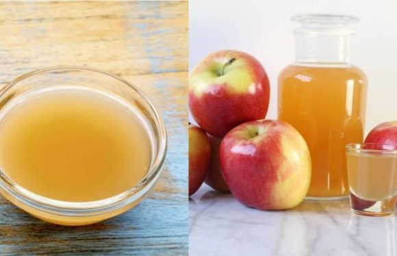 Apple cider vinegar: When should you drink Apple cider vinegar – in the morning?