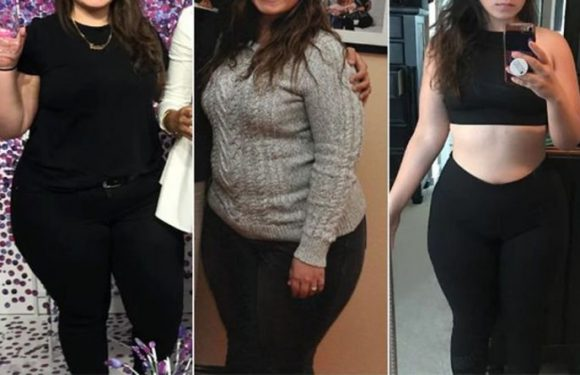 Weight loss: Woman reveals the diet used to 'kickstart' her metabolism & lose over 3 stone