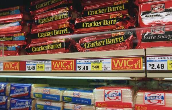 What Is WIC and Why You Should Shop for Items That Don't Have the Symbol Right Now