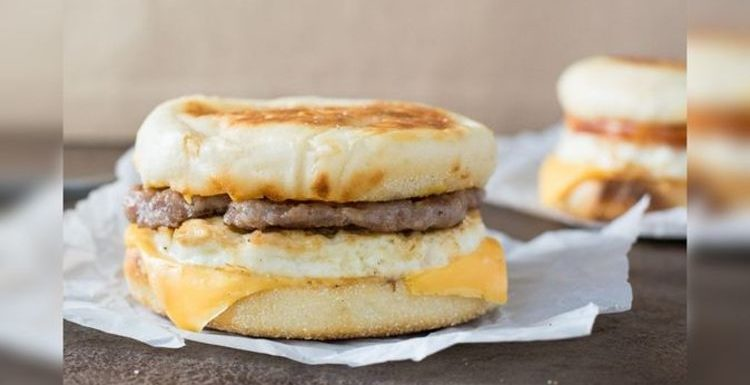 McDonalds breakfast: How to make Sausage and Egg McMuffin