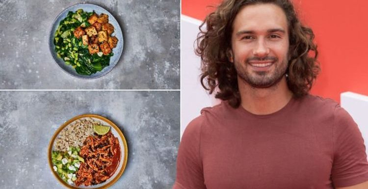Joe Wicks recipe: Four new Lean in 15 recipes from the workout king for you to try at home