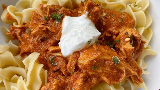 Instant Pot® Chicken Paprikash Recipe