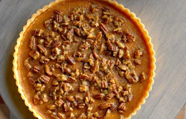 Southern Sweet Potato Tart
