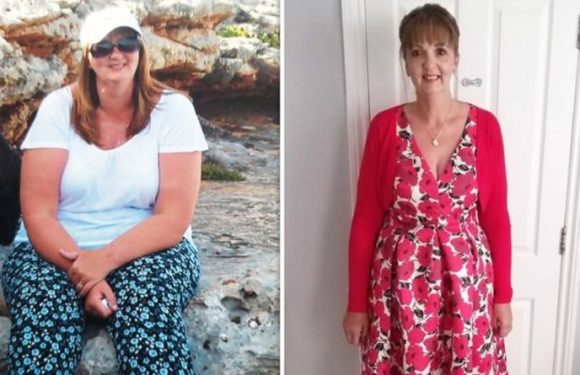 Weight loss: Tesco worker lost 7 stone and dropped five dress sizes with this diet plan