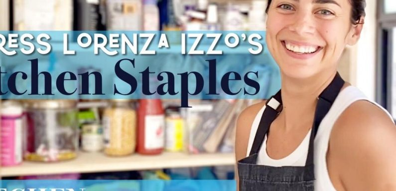 Lorenza Izzo Shares Her Kitchen Obsessions and Favorite Tools