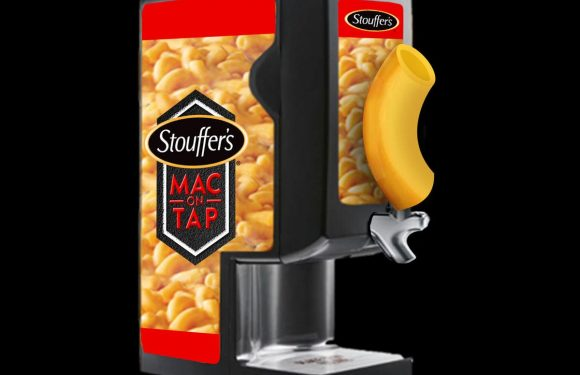 The Rumors Are True: Stouffer's Is Creating a Tap That Dispenses Mac and Cheese