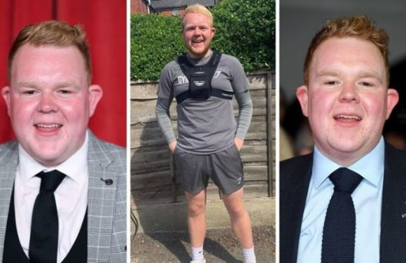 Coronation Street actor Colson Smith shows off 2 stone lockdown weight loss transformation