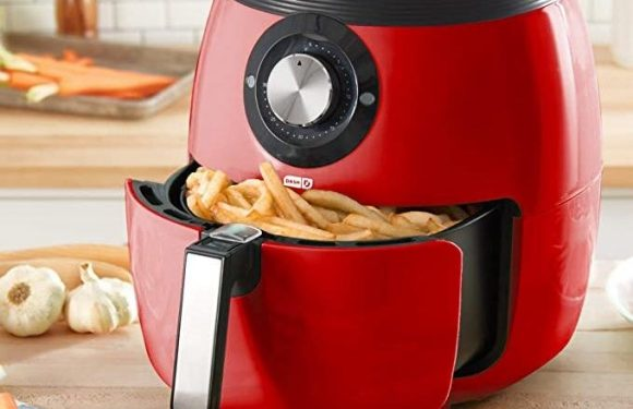 I've Pretty Much Stopped Using My Oven Because of This $60 Air Fryer