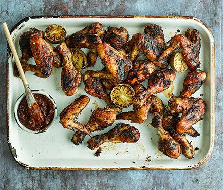 Next level BBQ chicken