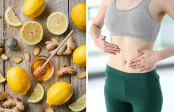 Weight loss: Drink ginger tea to lose weight fast and burn hundreds more calories a day
