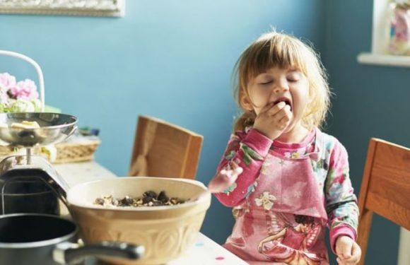 You'll be amazed at how many snacks children scoff each week
