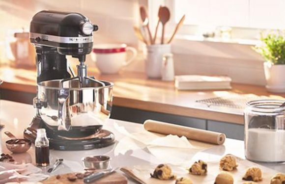 KitchenAid Stand Mixers Keep Selling Out, but We Just Found Discounted Pro-Level Models at Amazon