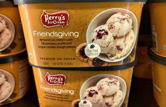 This Friendsgiving-Inspired Ice Cream Is the Ultimate Potluck Shortcut