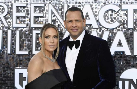 Alex Rodriguez Said He And Jennifer Lopez Have Been Making Nightly Family Dinners A Priority While At Home