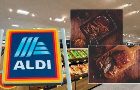 Aldi launches premium food range half the price of the M&S gastro collection