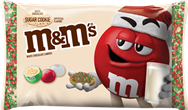 Sugar Cookie M&M's Are Coming In Stores For The Holiday Season