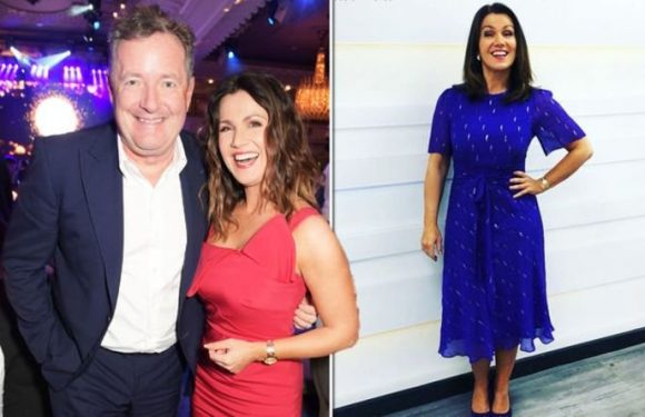 Susanna Reid weight journey: Good Morning Britain star's fears after putting on a stone