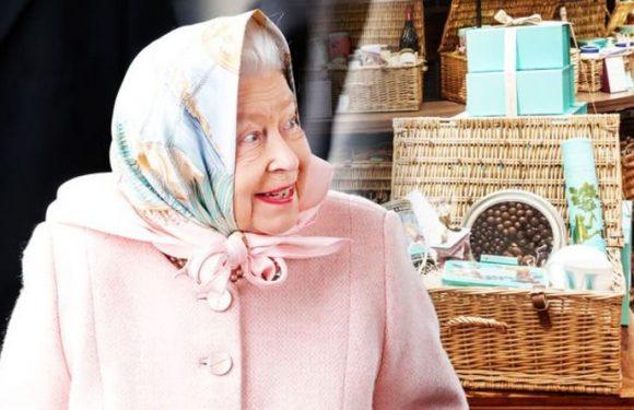Inside the Queen's £2,500 Christmas hamper – her favourite food including foie gras
