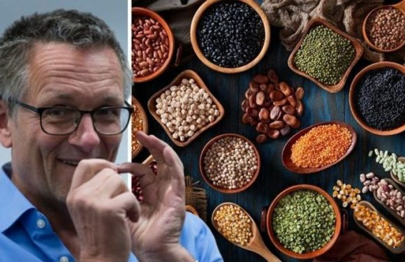 Dr Michael Mosley's easy weight loss tips to help slimmers stay on track this January
