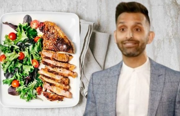 How to lose a stone in one month: Dr Amir Khan on how Paleo diet is ideal for weight loss