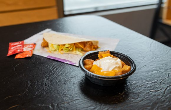 Taco Bell Is Bringing Back Potatoes After Taking Them Off The Menu Last Year