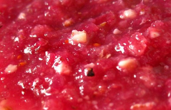 Cranberry Salad V