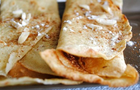 Norwegian Pancakes – Pannekaken