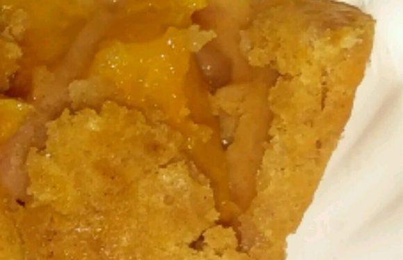 Peach Cobbler (Celiac-Friendly)
