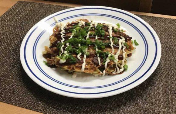 Bacon Okonomiyaki