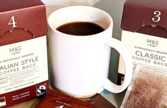 M&S re-launches coffee range with some new products – but shoppers are divided