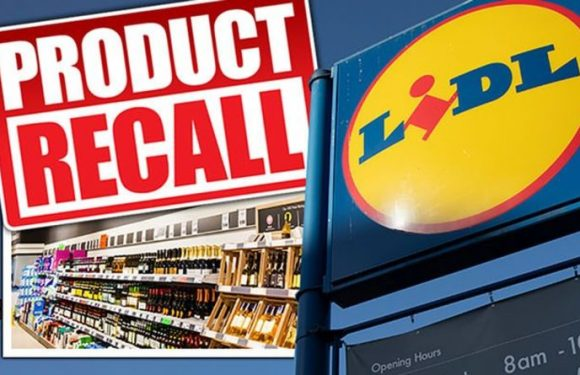 Lidl and Tesco issue urgent food recall warning due to possible health risk – full list
