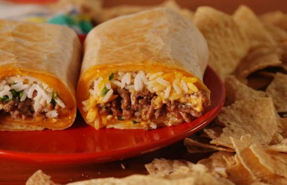 7 Chain Restaurants Offering Free And Cheap Burritos For National Burrito Day