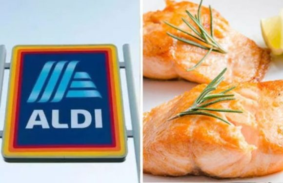 Aldi makes big change to its fish counters to support British fishing industry