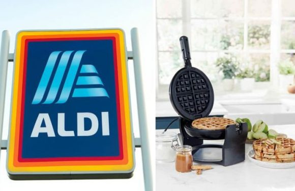 Aldi launches new rotating waffle maker to Specialbuys – online only