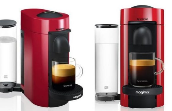 Nespresso coffee machine discounted by over 60 percent off – where to get