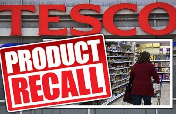 Tesco, Asda and Sainsbury's share food recall warning for popular crisps – 'do not eat'