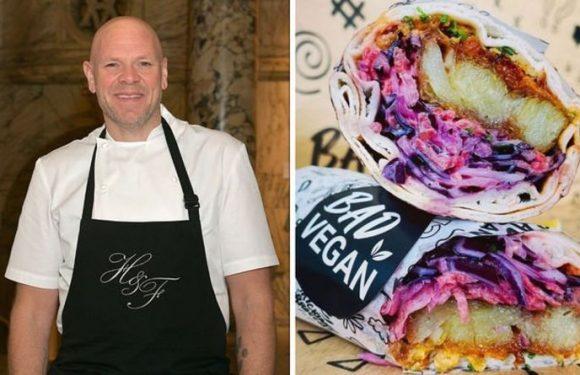 Tom Kerridge's new restaurant sparks vegan fury – 'at best confusing'